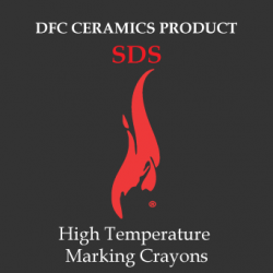 High Temperature Crayons SDS