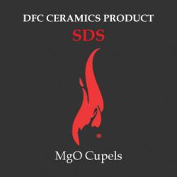MgO Cupels SDS