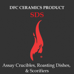 Assay Crucibles & Roasting Dishes