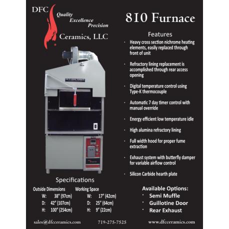 810 single page brochure dfc catalog